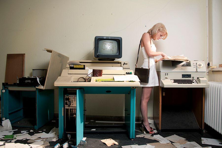 Ergonomie im Büro: Wie man am Schreibtisch eine gute Figur ...