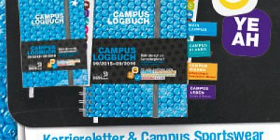 CampusLogbuch zu gewinnen!