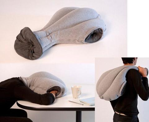 Ostrich, Büroschlaf-Gadget