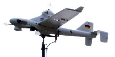 Drohne LUNA_UAV