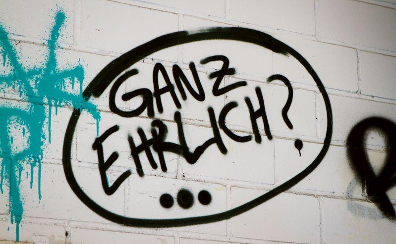 Skurrile Fragen im Bewerbungsgespräch. Bild: birdy/photocase.de